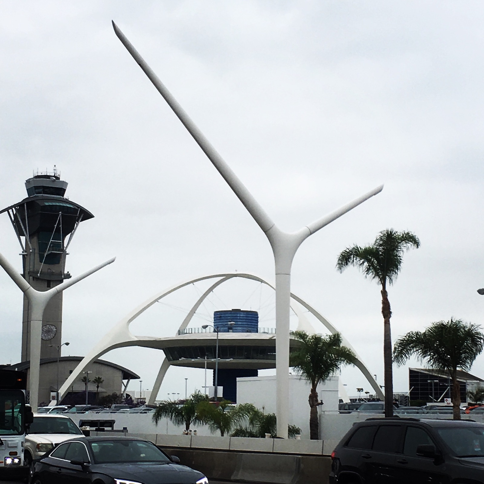 Theme Building at LAX