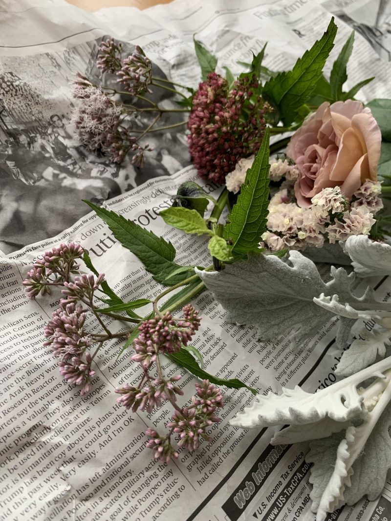 Flowers, photo by Yoko Kadokawa