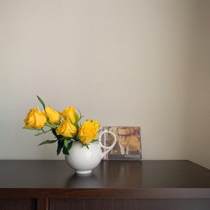 Yellow Flowers, ©︎ Yoko Kadokawa