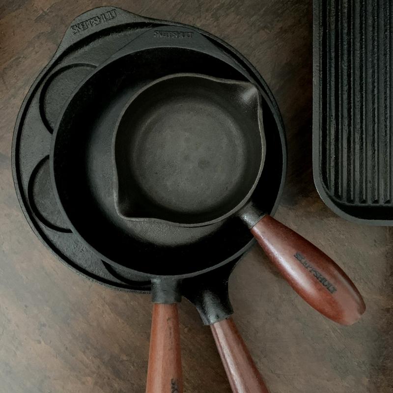 シェップスフルトのフライパン