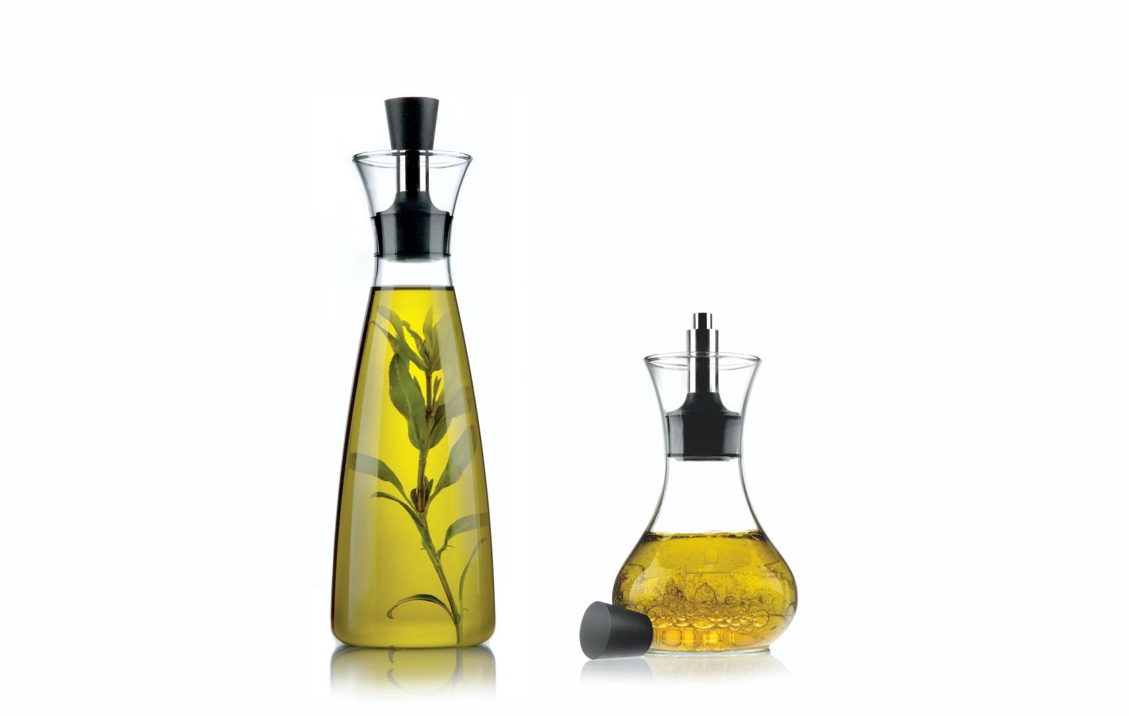 eva solo Oil/vinegar carafe 0.5l and Dressing Shaker 0.25l, Photo Credit: eva solo