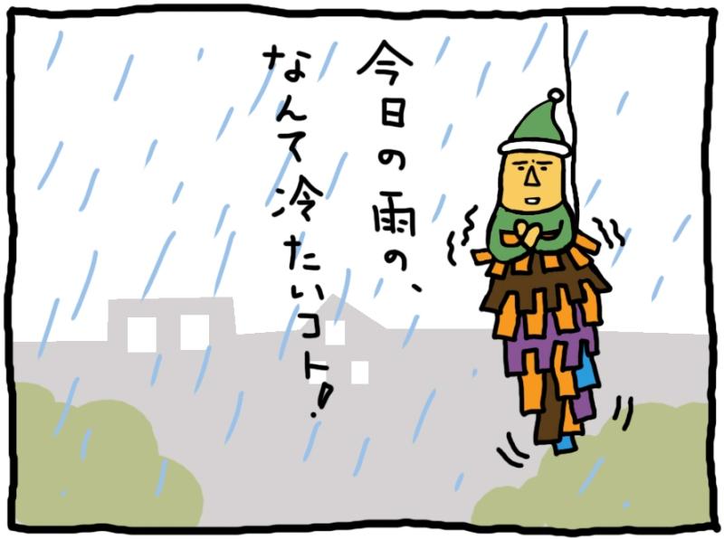 おしえてミノさん「雲の上はいつも晴れ」6 ©︎Yoko Kadokawa