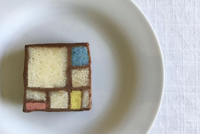 モンドリアンケーキ