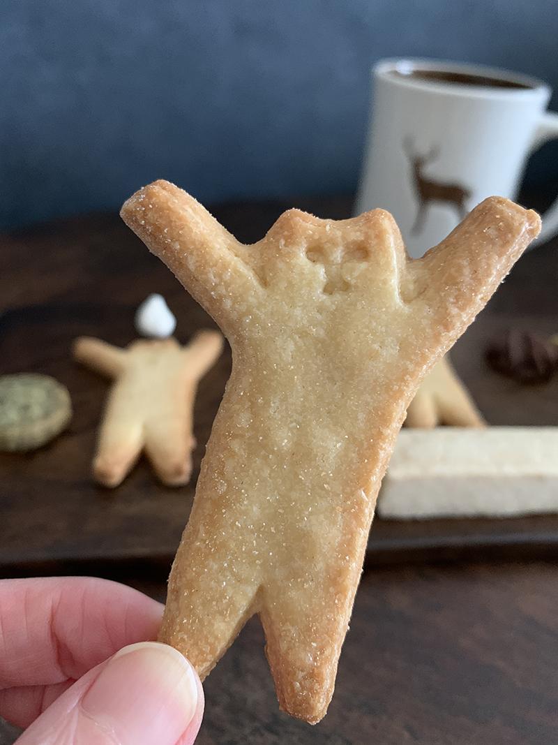 """TT""""(トド)のドミニククッキー"""