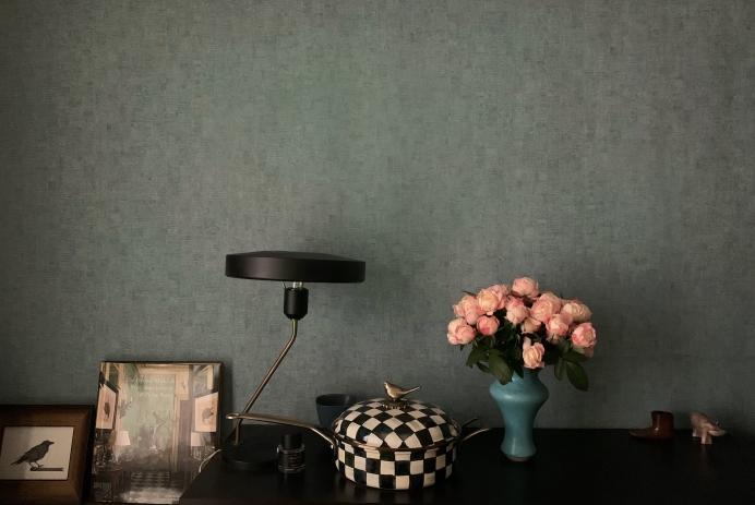 シャンスポムのある部屋 Photo by Yoko Kadokawa